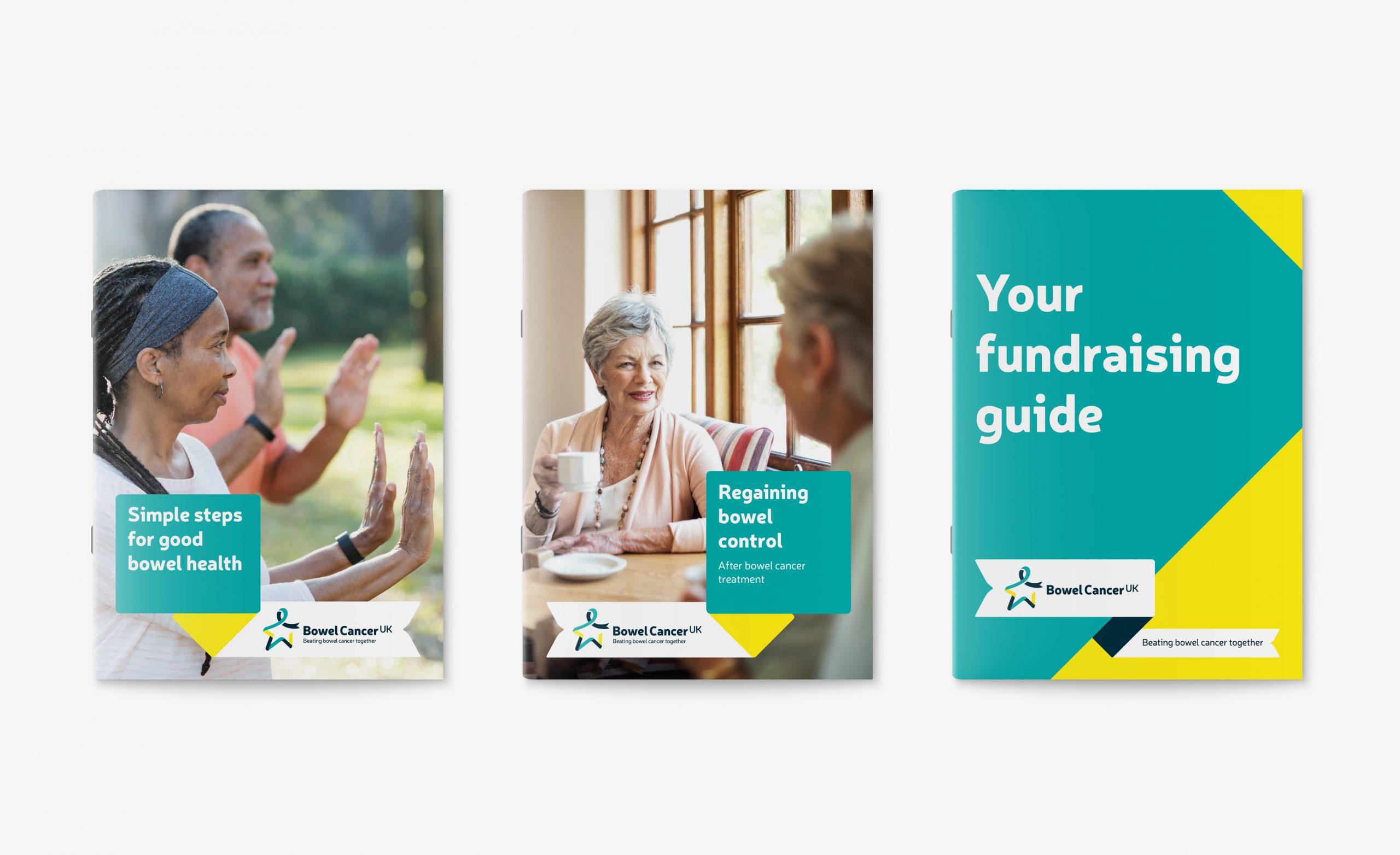 Bowel Cancer merged brand Booklet