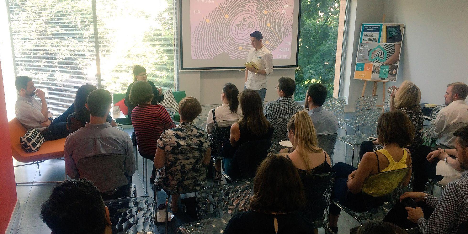 event, brand purpose, brand purpose learning event