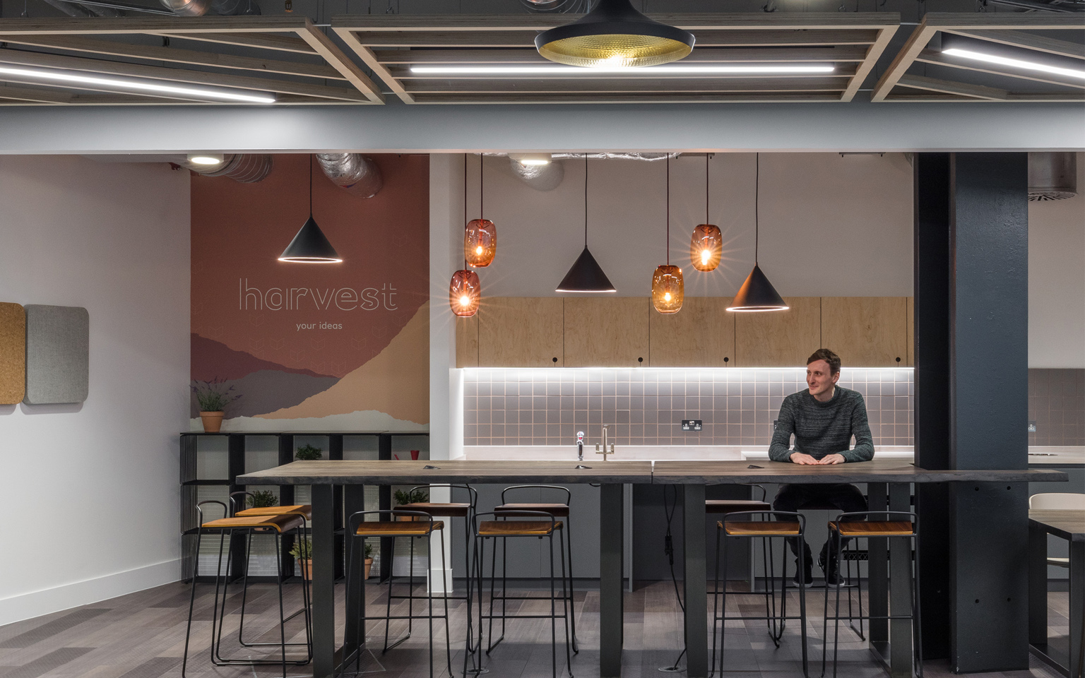 Natwest Co Working Space Harvest