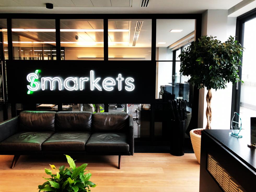 Smarkets Office London