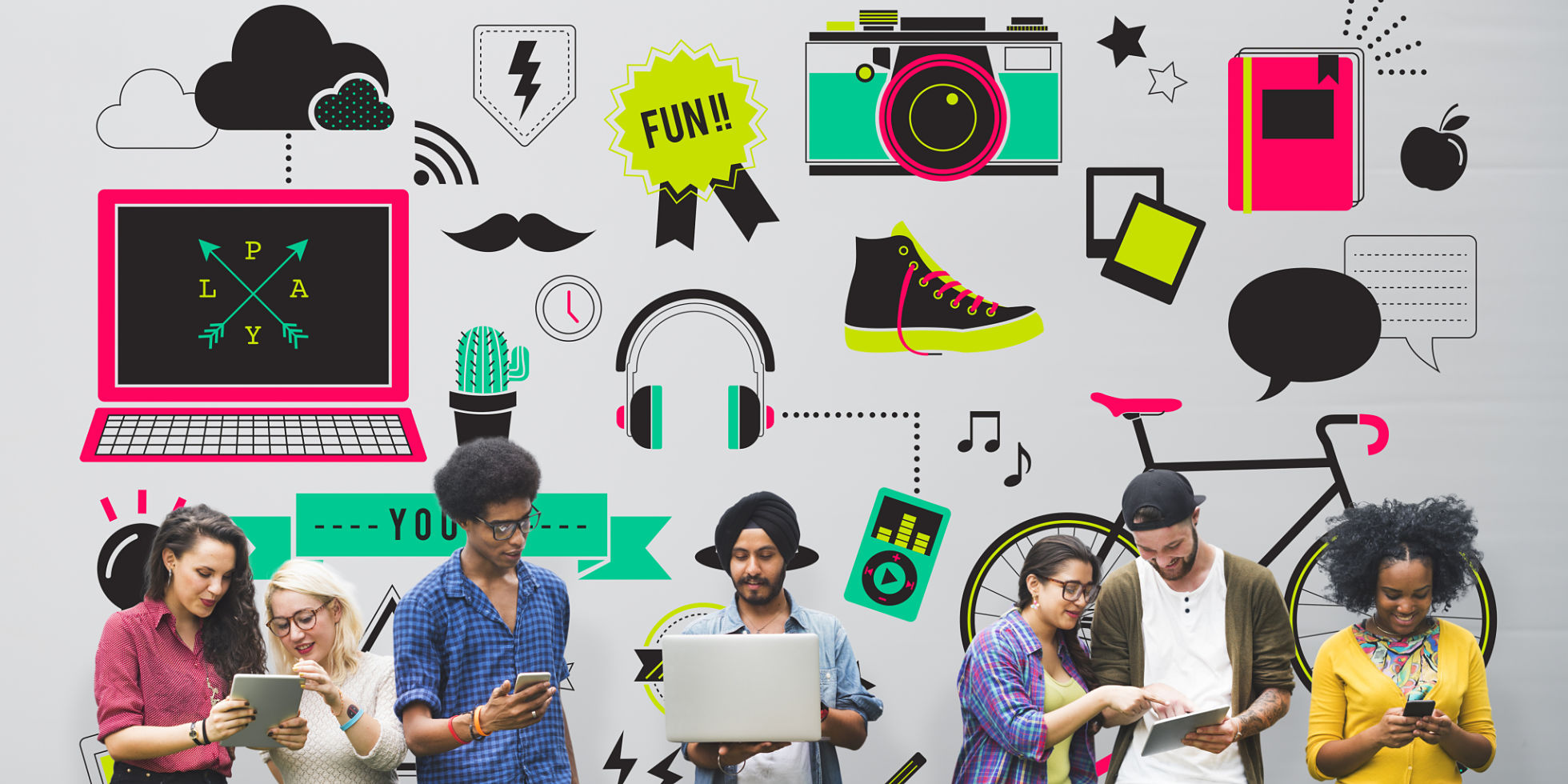 The Team, creative branding agency, brand strategy, brand purpose, brand identity, employee engagement, social purpose, generation z, millennials, internal communication