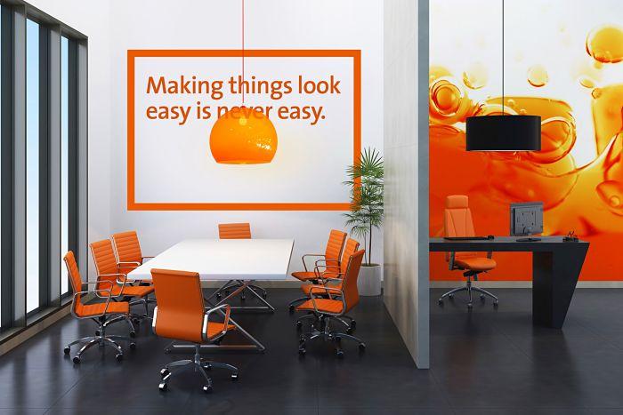 The Team creative branding agency. Branding is more than just a logo. Avanade