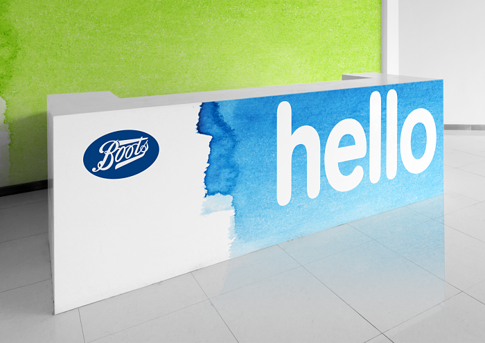 The Team creative branding agency. Branding is more than just a logo. Boots