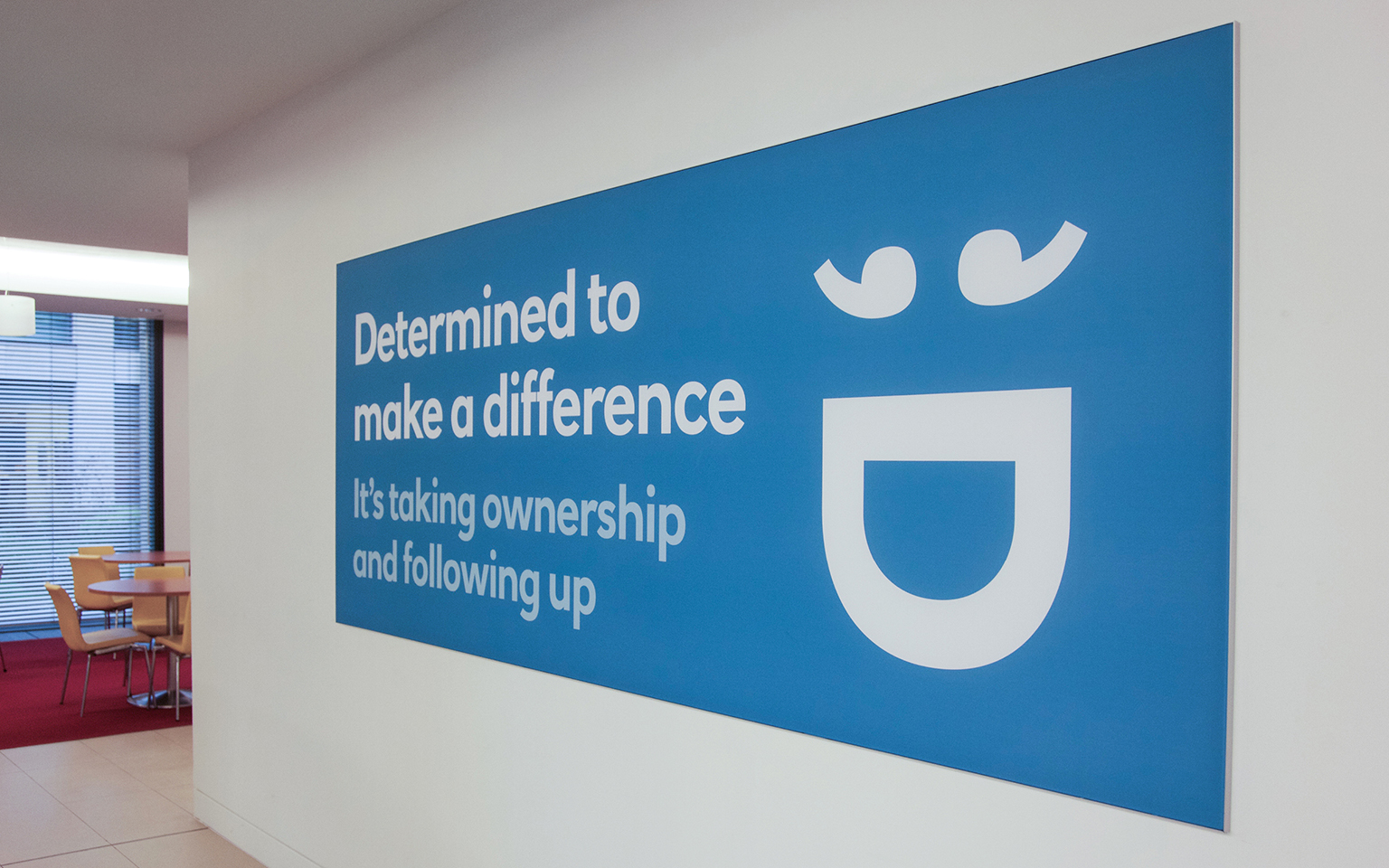 RBS Determined to make a difference