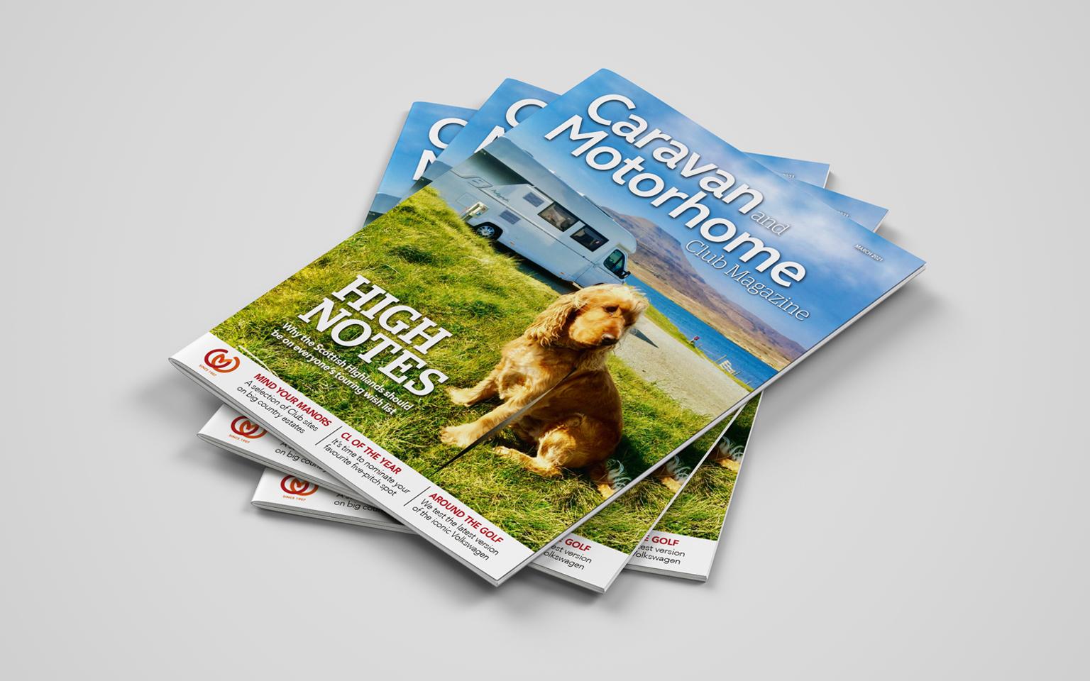 Caravan and Motorhome Club Magazine
