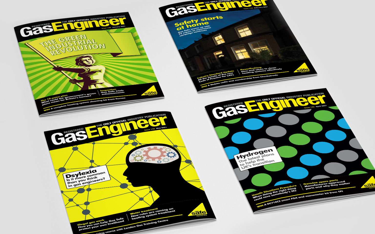 Registered Gas Engineer Magazine