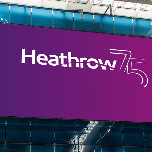 Heathrow 75 Icon