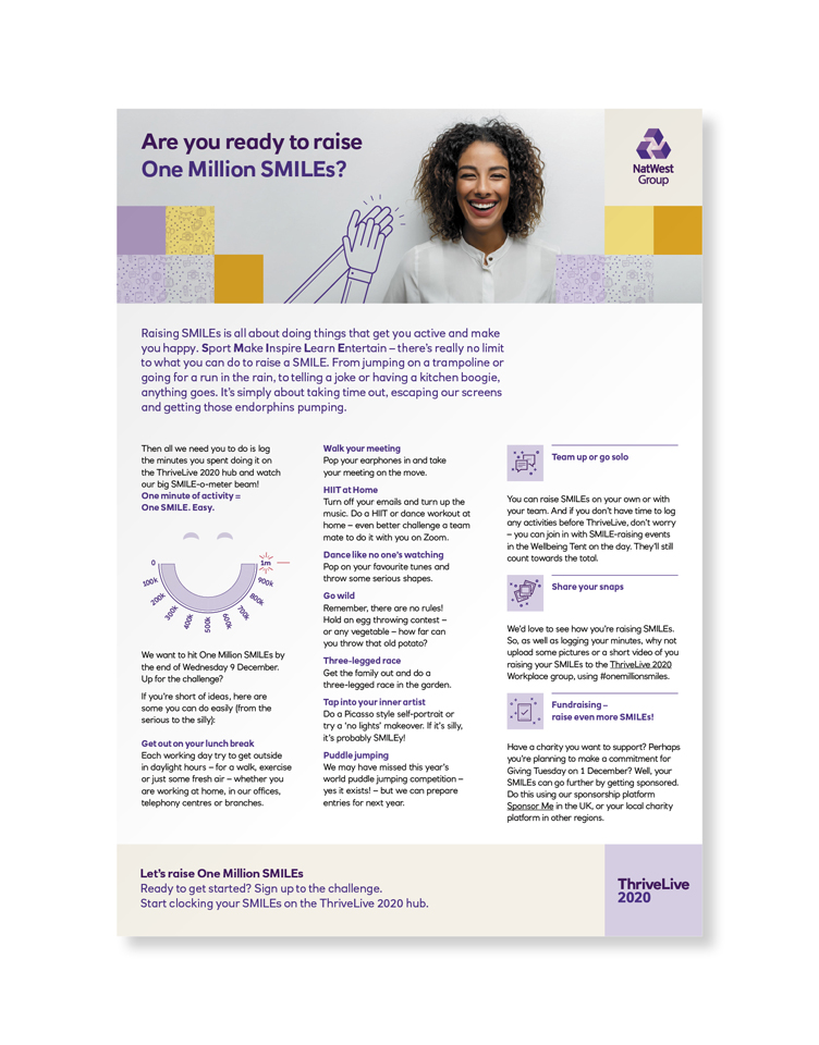 Natwest Thrivelive