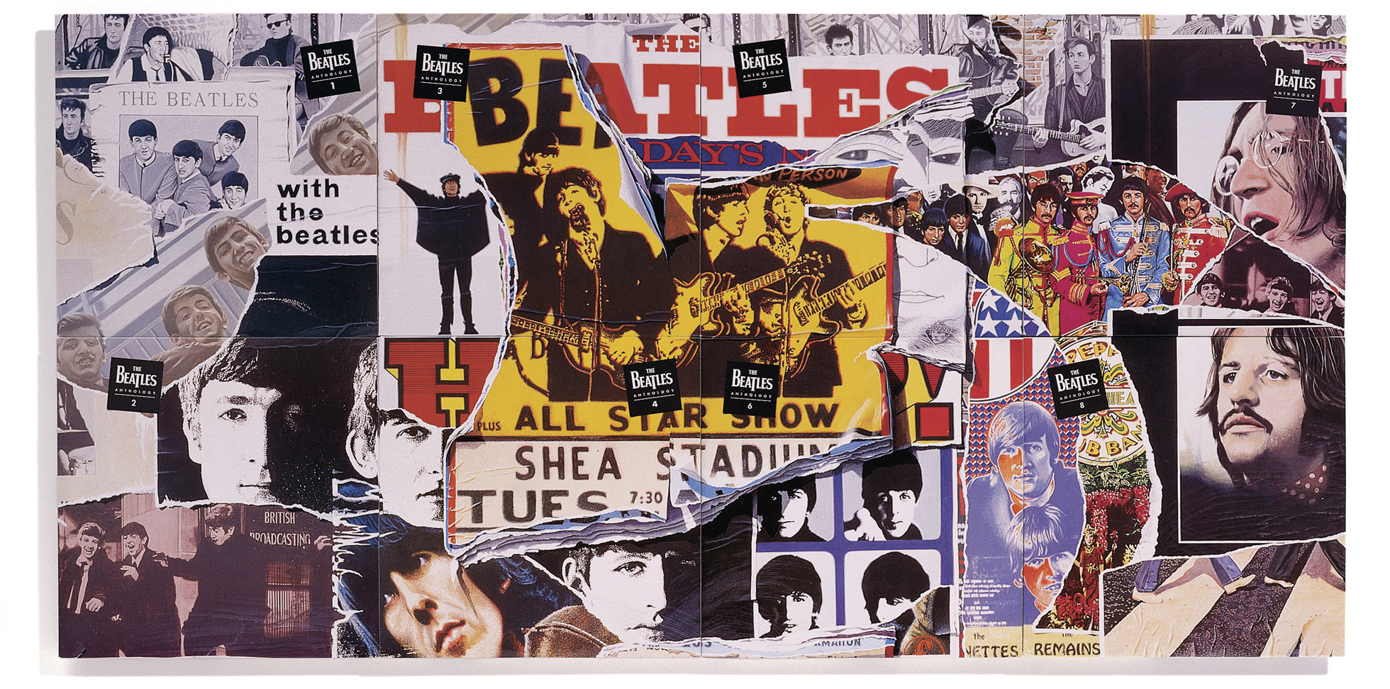 Rediscovering The Beatles Brand in 1996