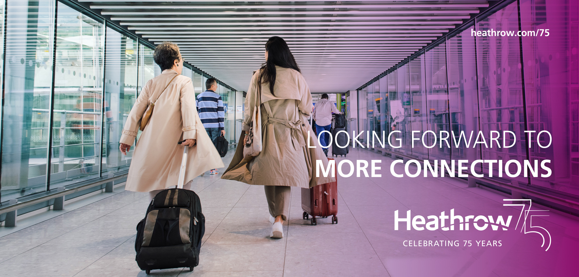 Heathrow Poster Connections
